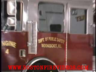 Woonsocket Rhode Island Fire Department